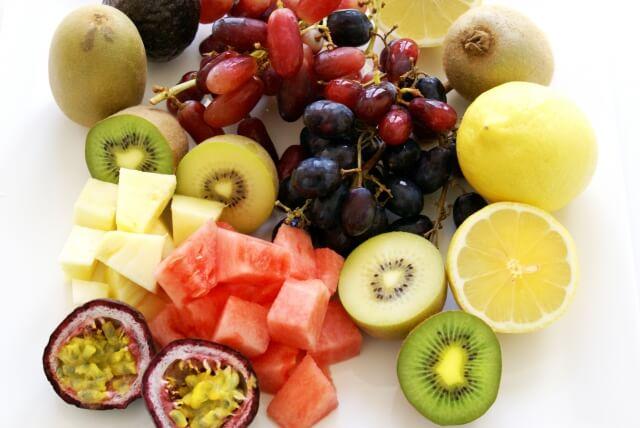 『ビタ  スムージーズ』フレッシュな果物や野菜を使ったスムージー