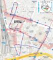 反五輪の会 NO OLYMPICS 2020 - 6.26 デモコース決定!