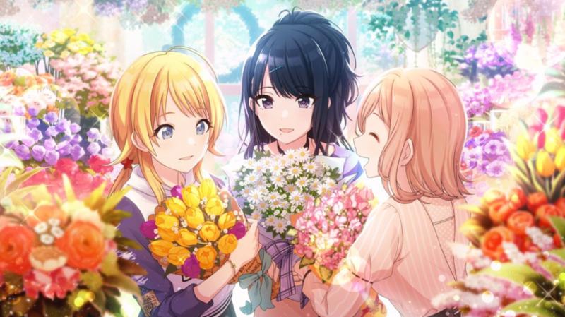 【花笑み咲き匂う】八宮 めぐる