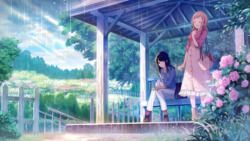 【音、雨、パシャ、リ】櫻木 真乃
