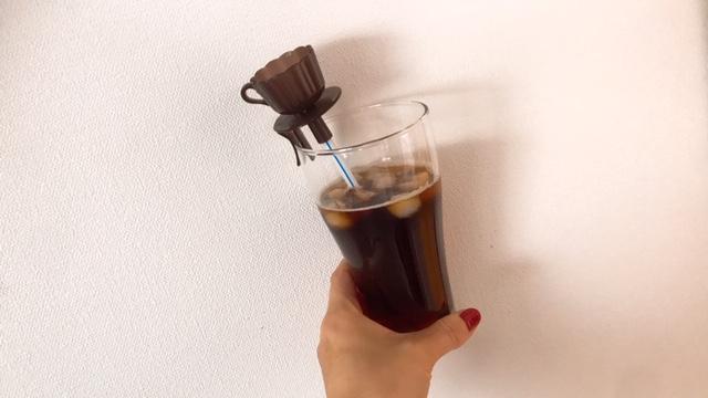コーヒーを用意する。