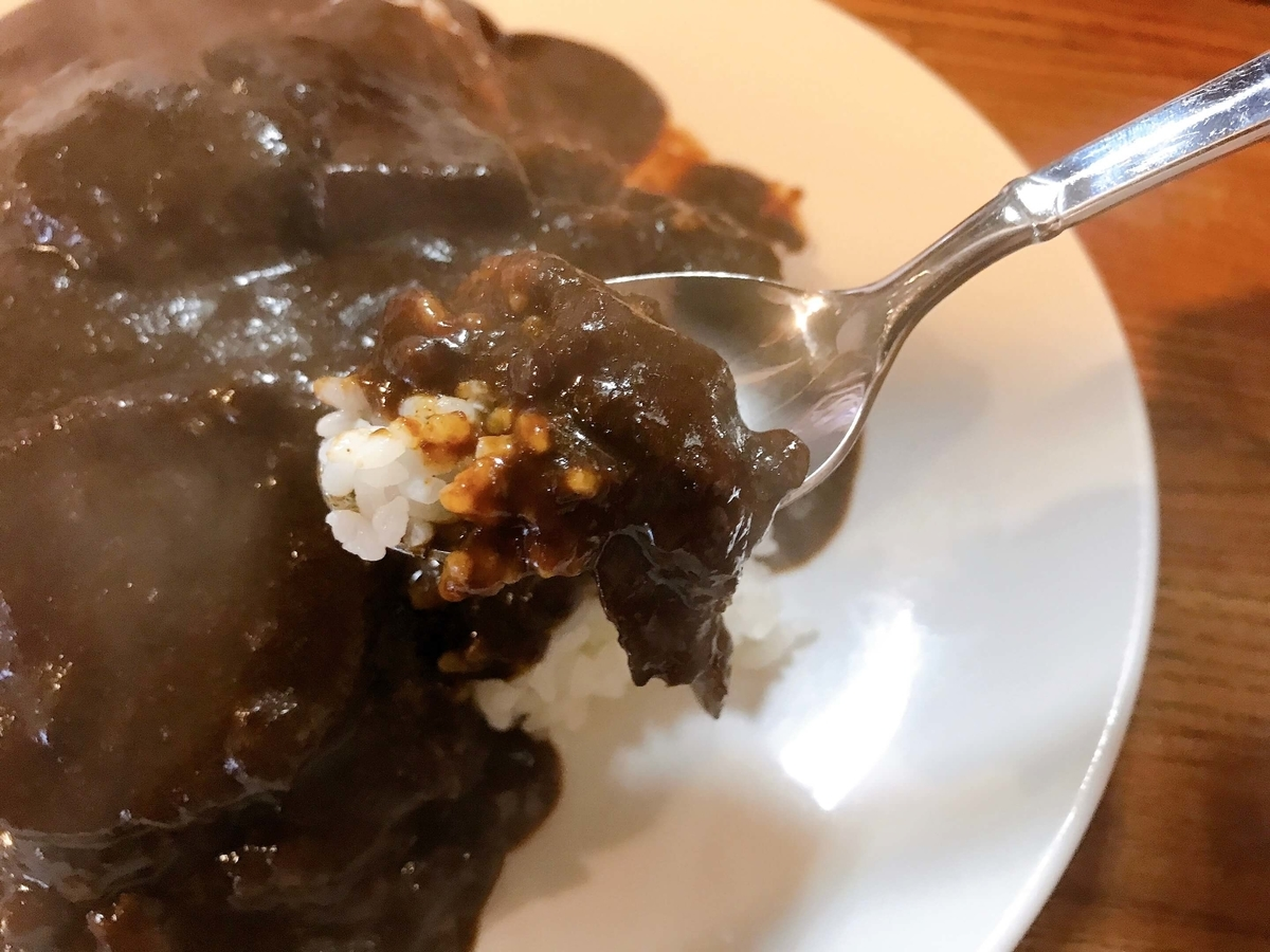 仙臺 牛たんカレー