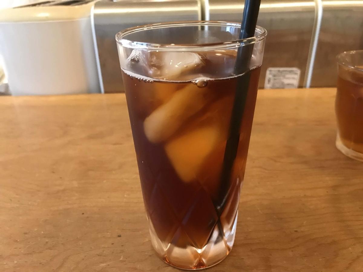 グリル梵 ウーロン茶