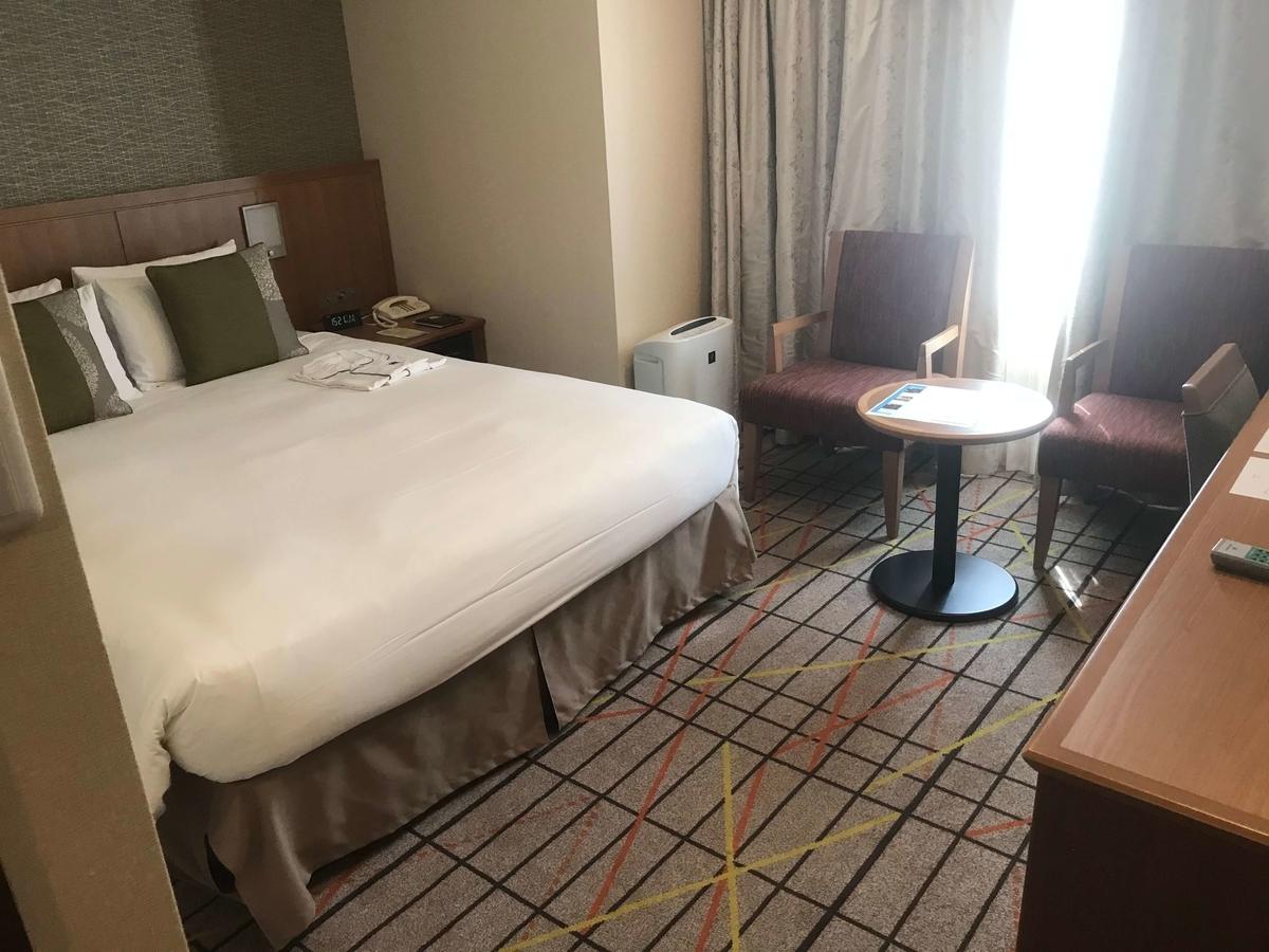 ホテルメトロポリタン池袋 スタンダードダブル