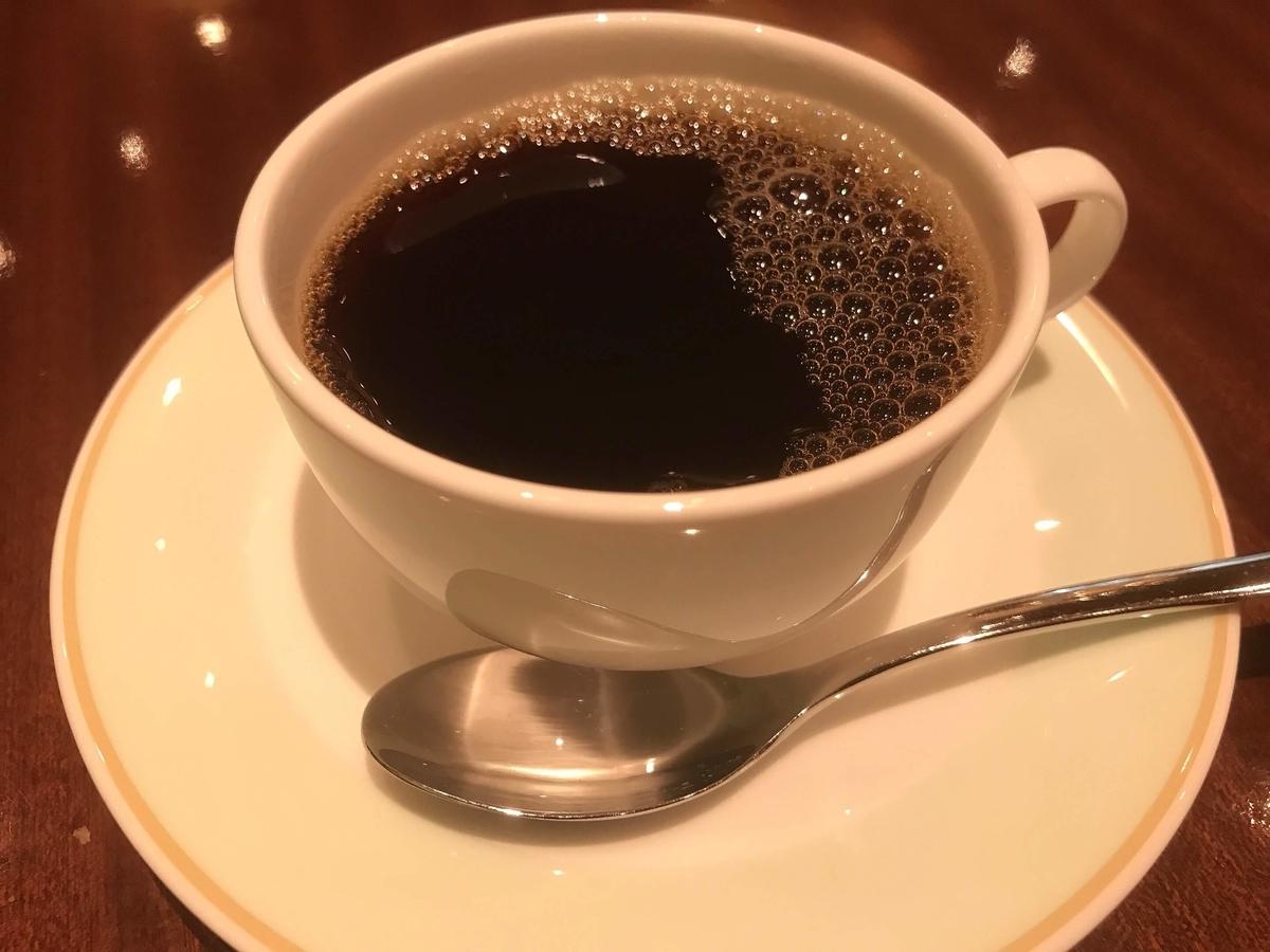 ホテルメトロポリタン池袋 コーヒー
