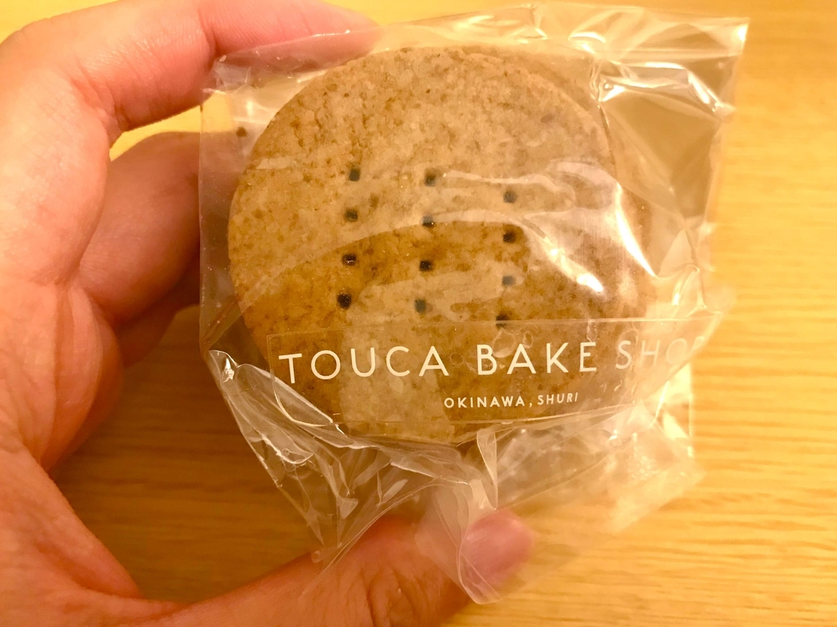 TOUCA BAKE SHOP メイプルビスケット
