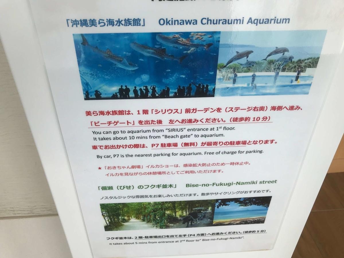 ホテルオリオンモトブリゾート&スパ 美ら海水族館