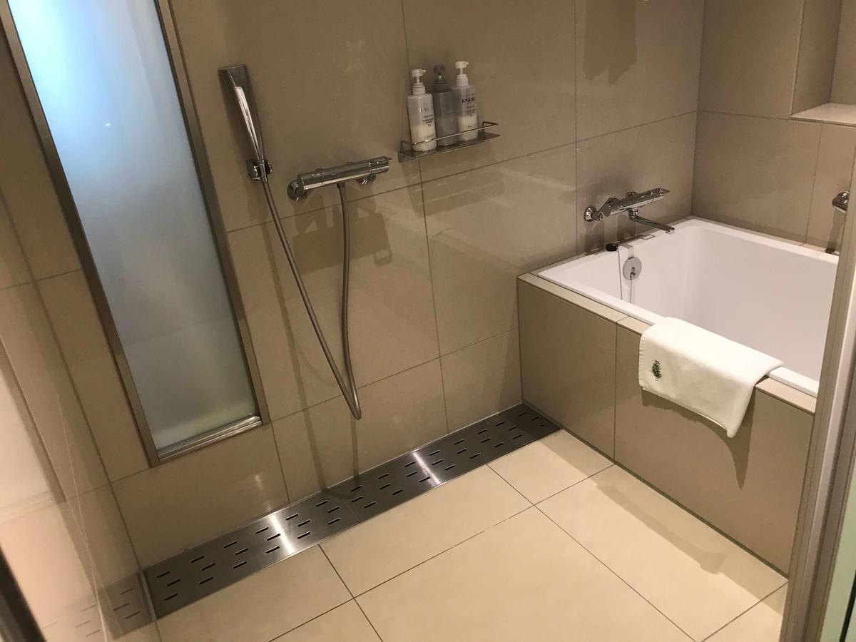 ホテルオリオンモトブリゾート&スパ お風呂