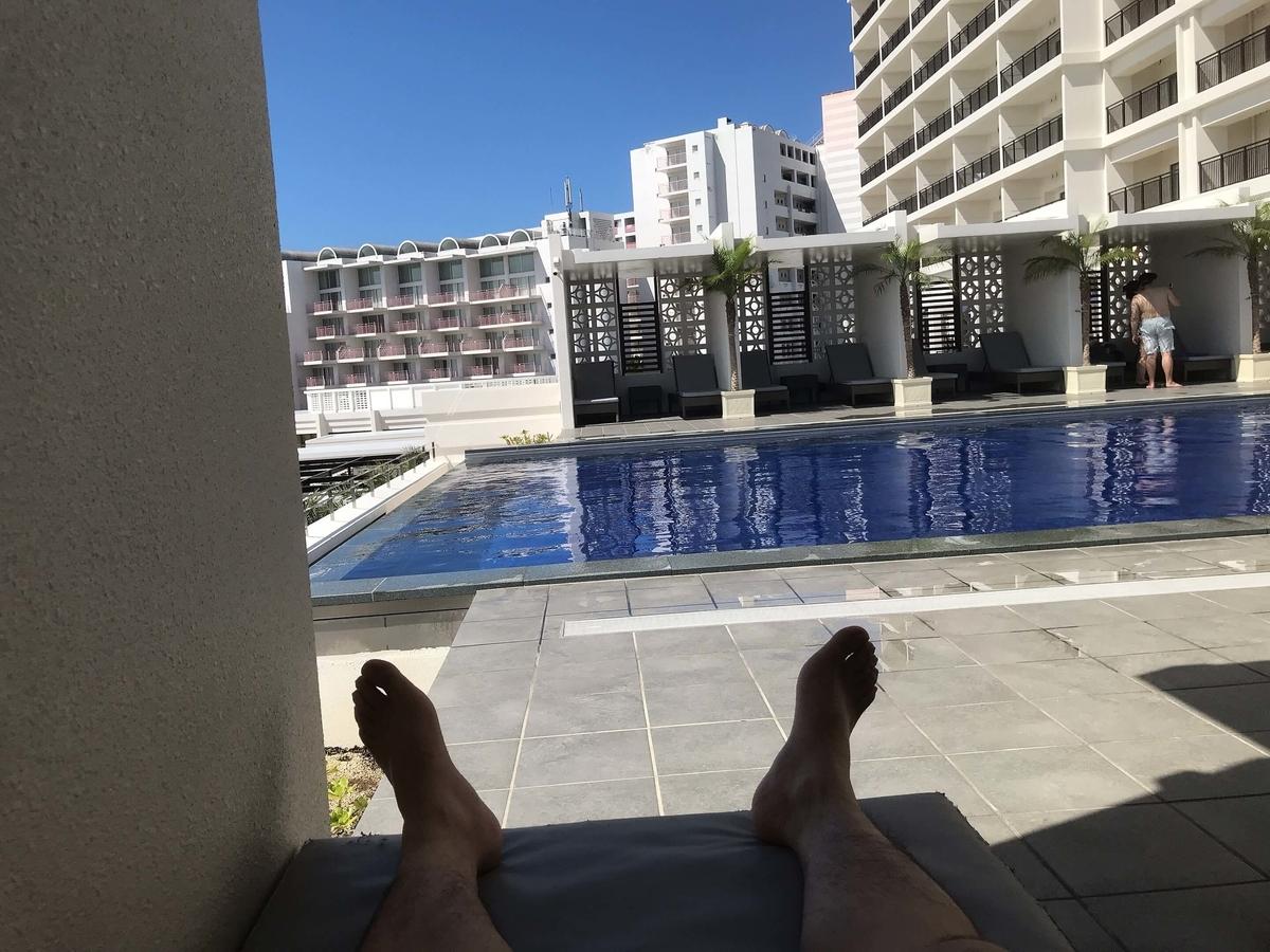 アラマハイナコンドホテル カバナ