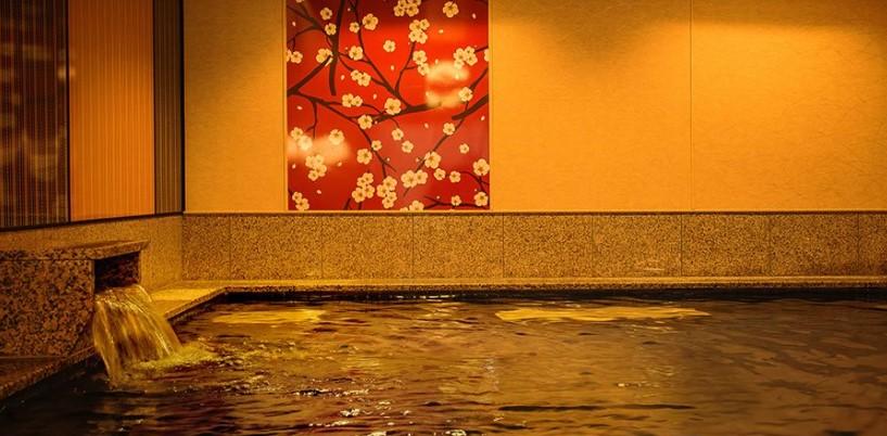 ホテル法華クラブ福岡 温泉