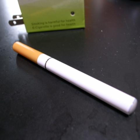 [e-cigarette]