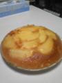 H24.11.1  ホットケーキミックス版りんご炊飯器ケーキ