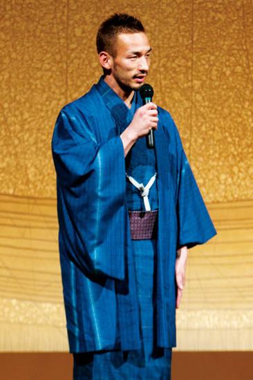 中田英寿のファッション