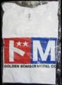 ゴールデンボンバードMTシャツ