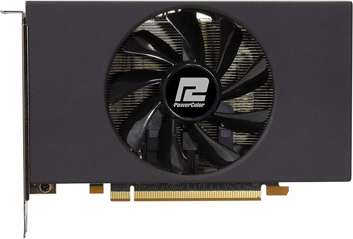 Powercolor AXRX 5700 ITX 8GBD6-2DH