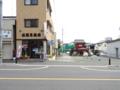 [館林駅東口][景観]石原足袋店左側