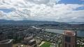 福岡タワー展望