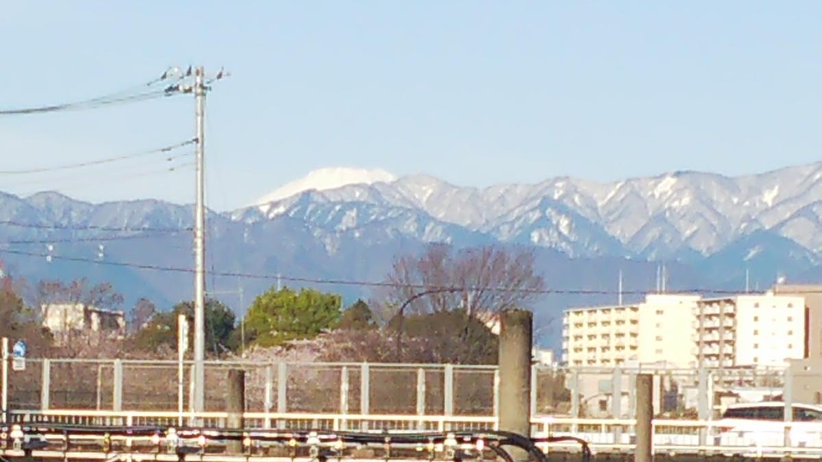 南町田 富士山