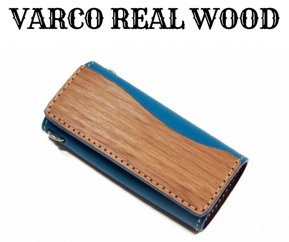 VARCO REAL WOOD キーケース