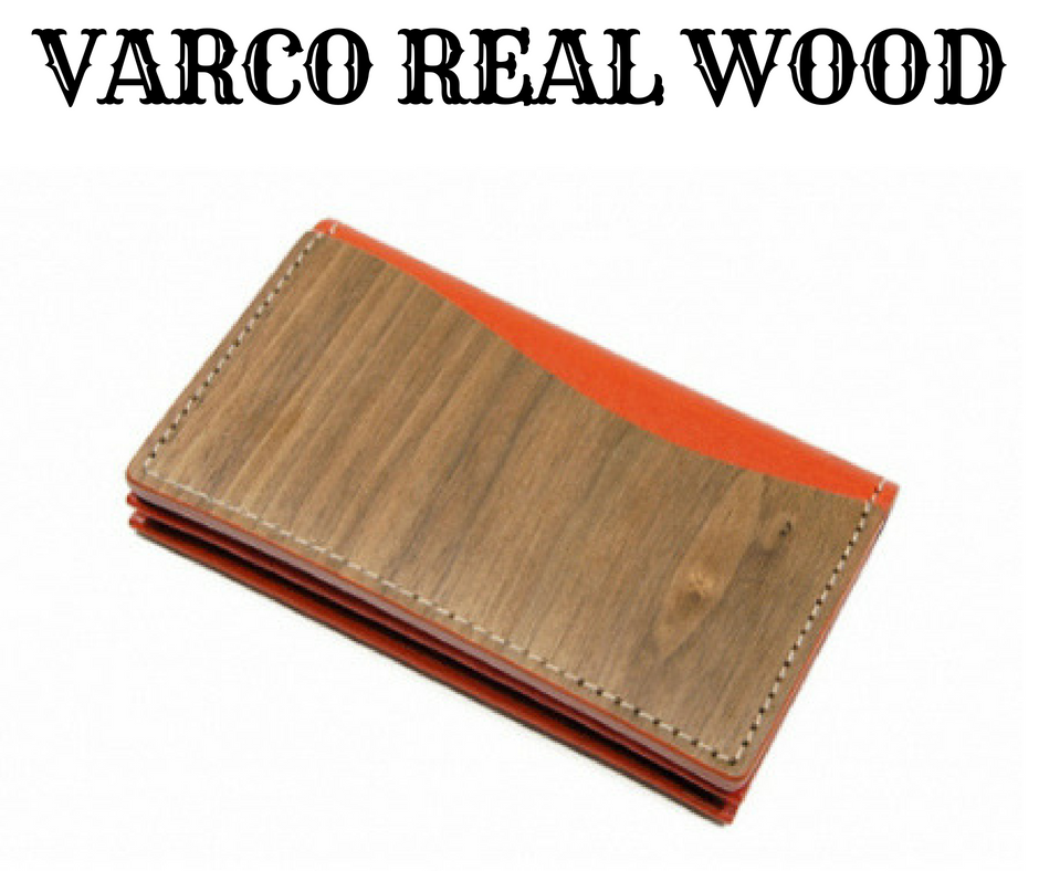 VARCO REAL WOOD 名刺入れ
