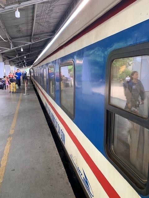 べトナム統一鉄道