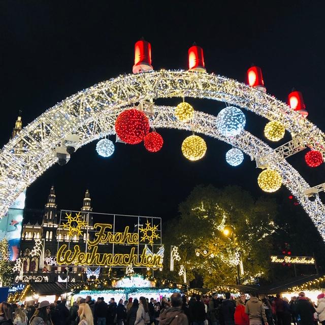 ウィーン クリスマスマーケット