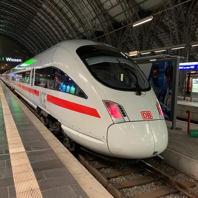 ドイツ鉄道 返金