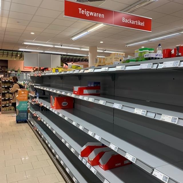 フランクフルト スーパー
