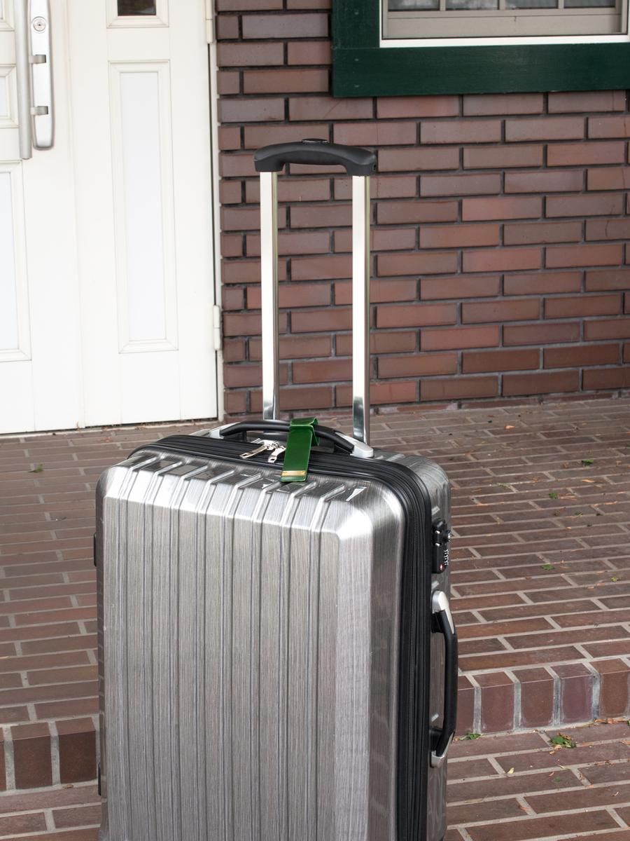 スーツケース 目印