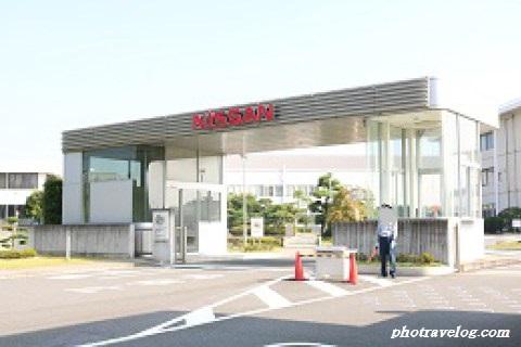 日産自動車工場