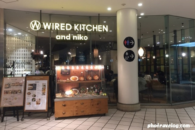 WIRED KITCHEN and niko