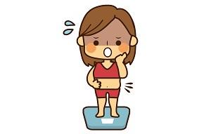 太る 食べ放題