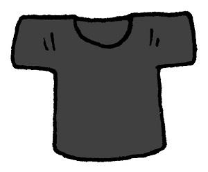黒 Tシャツ