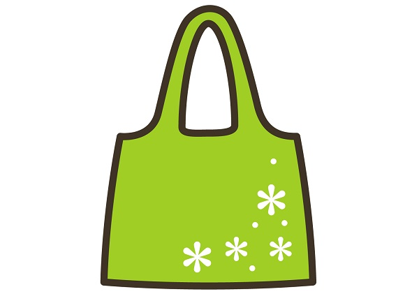 レジ袋有料化でまいバッグを使うのか(小話)