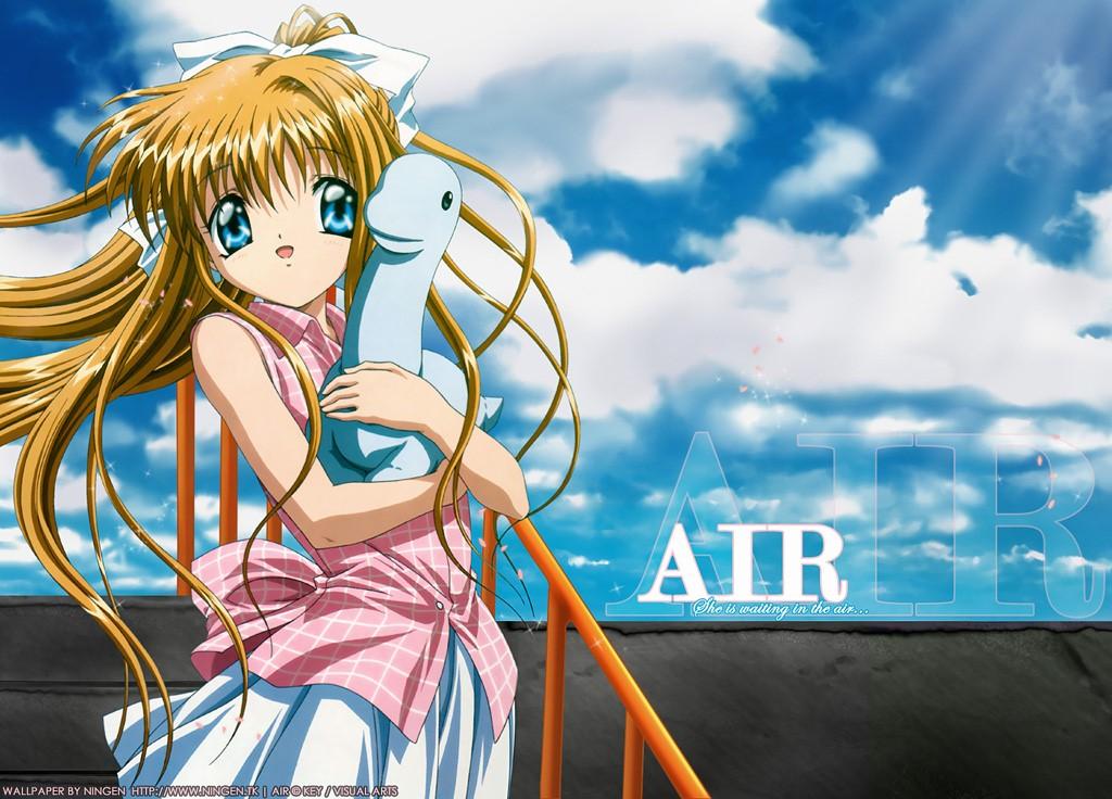 アニメ『AIR』京アニ版