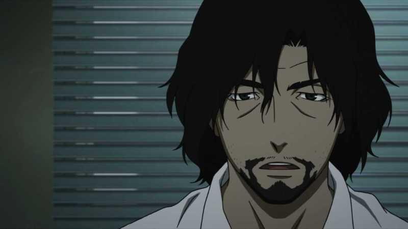 『残響のテロル』柴崎刑事