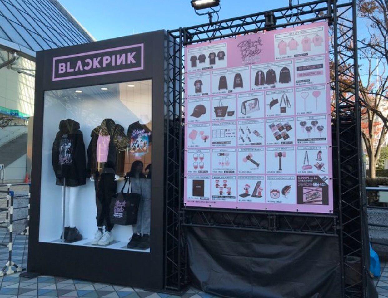 BLACKPINK 京セラドーム大阪【1/4 セトリ・グッズ列・座席
