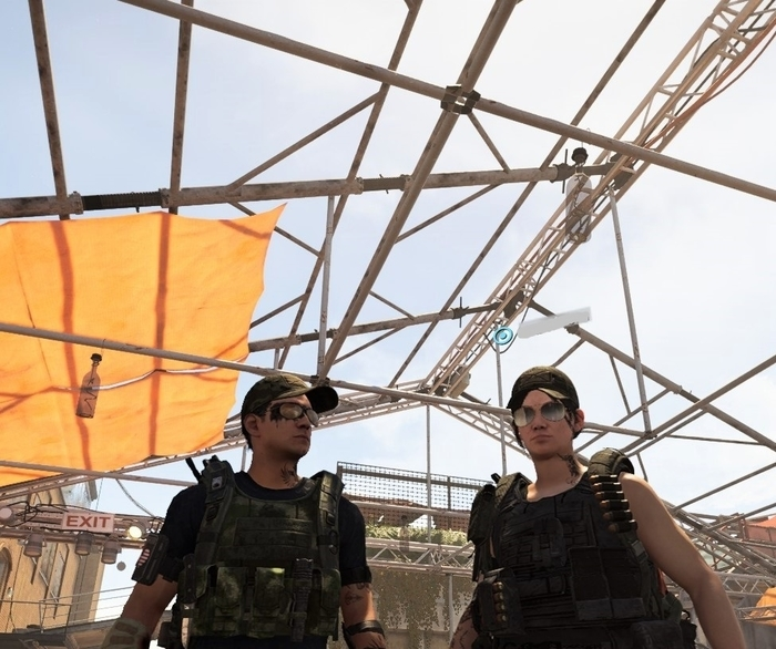 The Division2 my character