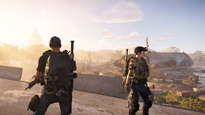 the division2 p2