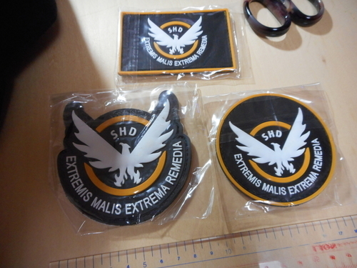 the division2 ワッペン