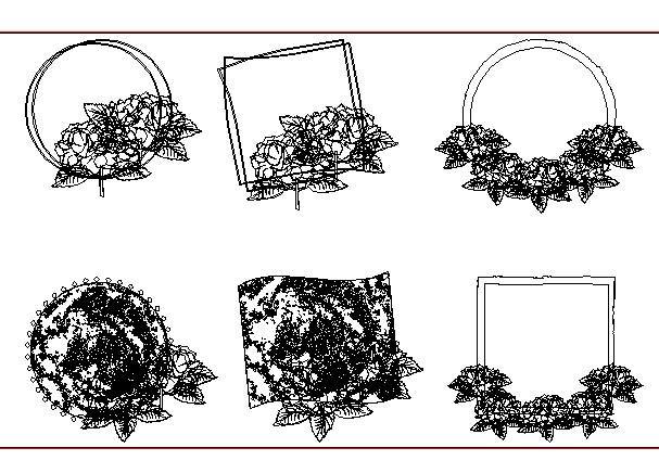 illustratorで黒い線だけになってしまった時の対処法