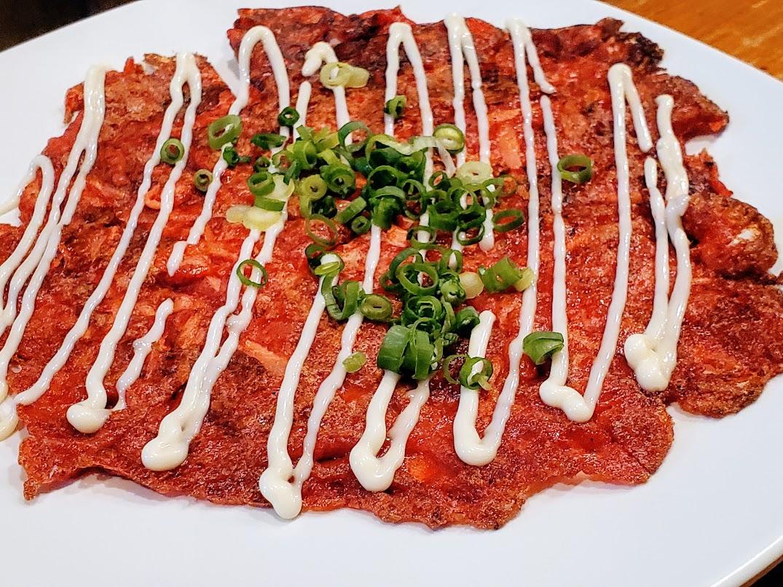 紅生姜焼き