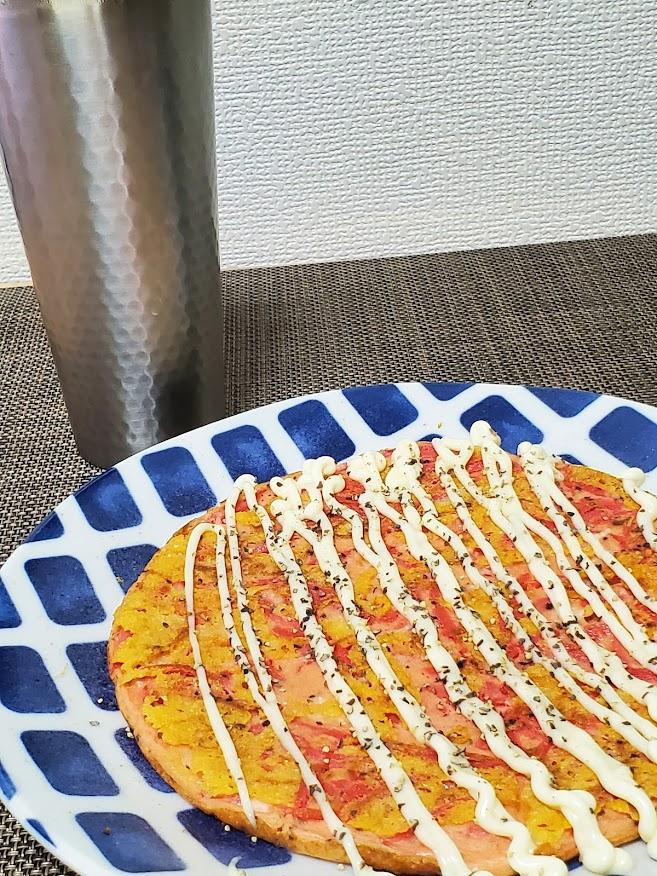 紅生姜焼きの再現