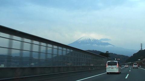 熟年夫婦富士山
