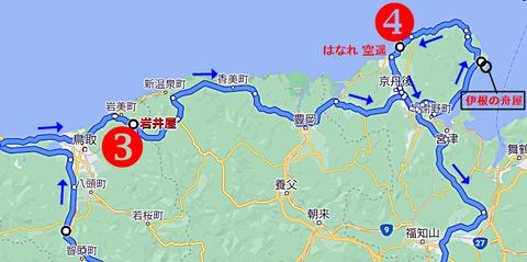 温泉津温泉地図ー3ー3112