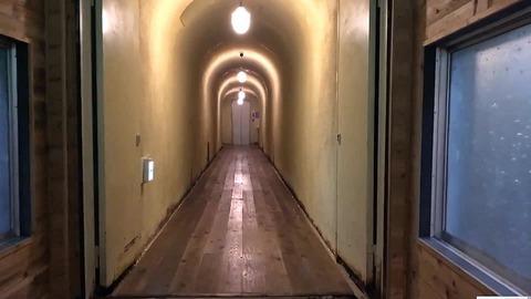 熟年夫婦浪漫のトンネル
