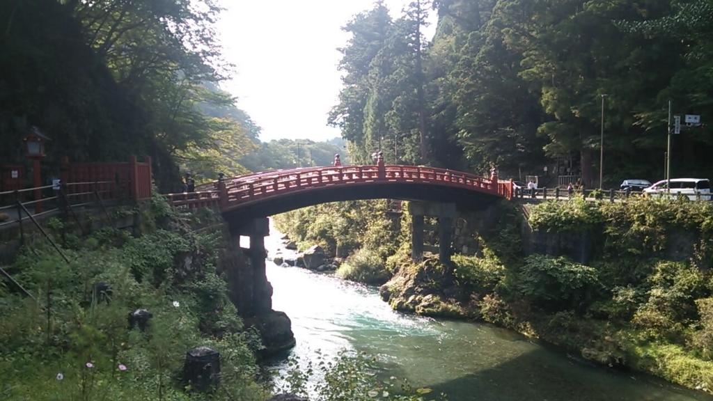 日光の神橋