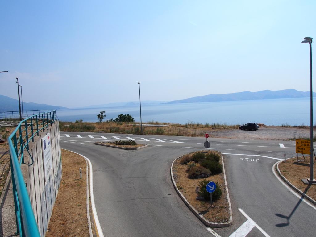 クロアチアへの道