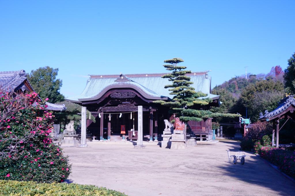 人がいない下津井の祇園神社