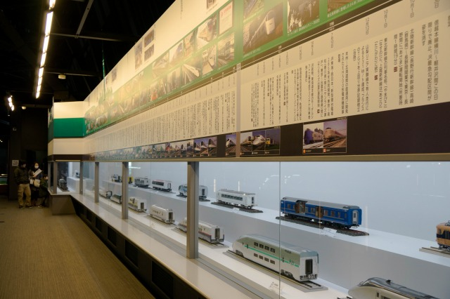 列車の歴史